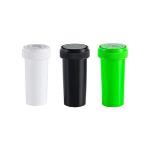 Kush and Turn reverse cap bottles